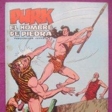 Tebeos: TEBEO PURK EL HOMBRE DE PIEDRA, Nº 84, VICTORIOSA, VALENCIANA,. Lote 164572154