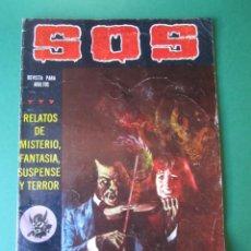Tebeos: SOS (1980, VALENCIANA) 22 · 8-VIII-1981 · S O S. Lote 164624442