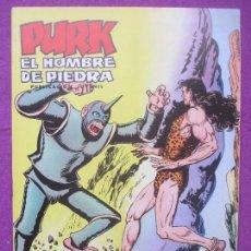 Tebeos: TEBEO PURK EL HOMBRE DE PIEDRA, Nº 56, LA TRAMPA, VALENCIANA,. Lote 165065826