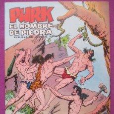 Tebeos: TEBEO PURK EL HOMBRE DE PIEDRA, Nº 67, ZARAMAN, VALENCIANA,. Lote 165230746
