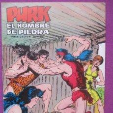 Tebeos: TEBEO PURK EL HOMBRE DE PIEDRA, Nº 72, LOS PODERES DE LA HECHICERA, VALENCIANA,. Lote 165231690