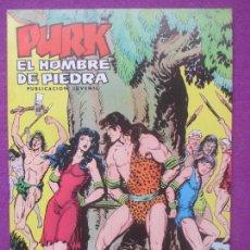 Tebeos: TEBEO PURK EL HOMBRE DE PIEDRA, Nº 81, LA CAPTURA DE PURK, VALENCIANA,. Lote 165232934