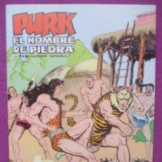 Livros de Banda Desenhada: TEBEO PURK EL HOMBRE DE PIEDRA, Nº 82, GRAN TIGRE, VALENCIANA,. Lote 165233130