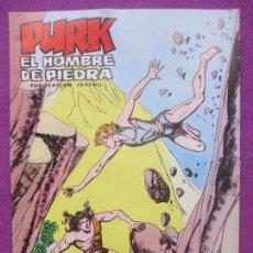 Livros de Banda Desenhada: TEBEO PURK EL HOMBRE DE PIEDRA, Nº 107, LOS DESPRECIADOS, VALENCIANA,. Lote 197384198