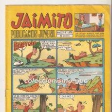 Tebeos: JAIMITO Nº 1079 TEBEO ORIGINAL 1970 BARTOLO HUMOR TIP Y COLL HEROES DEL DEPORTE EDITORIAL VALENCIANA. Lote 165254182