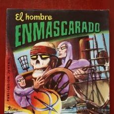 Tebeos: EL HOMBRE ENMASCARADO N°6. Lote 165264720