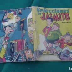 Tebeos: SELECCIONES DE JAIMITO EL UNO 1 VER FOTS CJ 4. Lote 165272642
