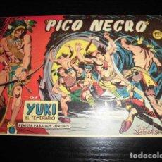 Tebeos: YUKI EL TEMERARIO - Nº 37 - ORIGINAL - EDITORIAL VALENCIANA.. Lote 165303310