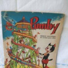 Tebeos: PUMBY-ALMANAQUE 1966. Lote 165307798