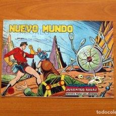 Tebeos: HAZAÑAS DE LA JUVENTUD AUDAZ - Nº 19, NUEVO MUNDO - EDITORIAL VALENCIANA 1959. Lote 165349614