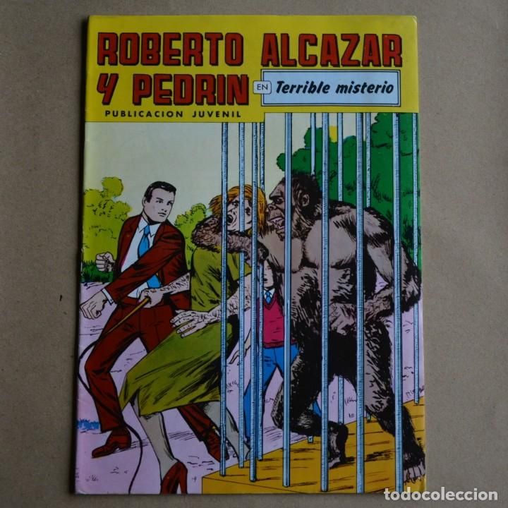 ROBERTO ALCAZAR Y PEDRIN, Nº 264. VALENCIANA, 1981. LITERACOMIC.C2 (Tebeos y Comics - Valenciana - Roberto Alcázar y Pedrín)