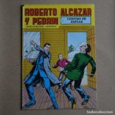 Giornalini: ROBERTO ALCAZAR Y PEDRIN, Nº 195. VALENCIANA, 1979. LITERACOMIC.C2. Lote 165712378