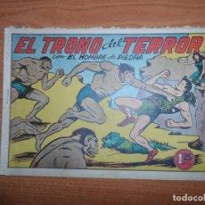 Tebeos: PURK EL HOMBRE DE PIEDRA Nº 53 EDITORIAL VALENCIANA ORIGINAL. Lote 165745266