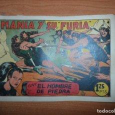 Livros de Banda Desenhada: PURK EL HOMBRE DE PIEDRA Nº 13 EDITORIAL VALENCIANA ORIGINAL . Lote 165760470