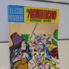 Tebeos: SELECCION AVENTURERA EL AGUILUCHO Nº 33 MANUEL GAGO - VALENCIANA -. Lote 165776798