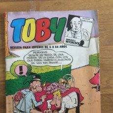 Tebeos: TOBY - NUMERO 11 - EDITORIAL VALENCIANA. Lote 165873038