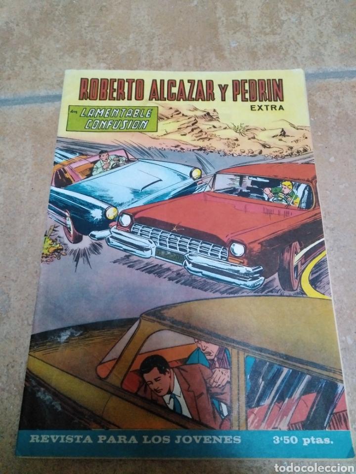 ROBERTO ALCÁZAR Y PEDRIN N°31 (Tebeos y Comics - Valenciana - Roberto Alcázar y Pedrín)
