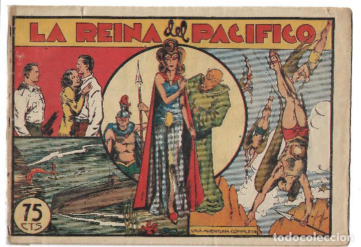 LA REINA DEL PACIFICO - ORIGINAL (Tebeos y Comics - Valenciana - Selección Aventurera)