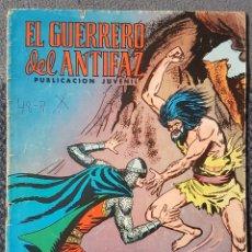 Tebeos: EL GUERRERO DEL ANTIFAZ #73 (VALENCIANA, 1972). Lote 166016410