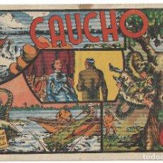 Tebeos: CAUCHO - ORIGINAL. Lote 166016666