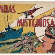 Tebeos: ONDAS MISTERIOSAS - ORIGINAL. Lote 166016986