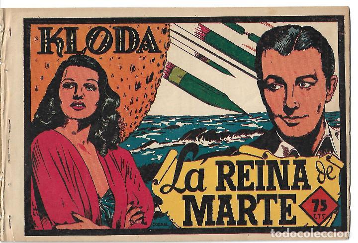 KLODA LA REINA DE MARTE - ORIGINAL (Tebeos y Comics - Valenciana - Selección Aventurera)
