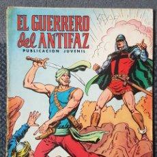 Tebeos: EL GUERRERO DEL ANTIFAZ #65 (VALENCIANA, 1972). Lote 166017662