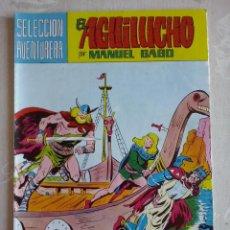 Tebeos: VALENCIANA - SELECCION AVENTURERA EL AGUILUCHO NUM. 3 ( MANUEL GAGO ). Lote 166021866