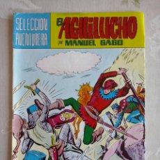 Tebeos: VALENCIANA - SELECCION AVENTURERA EL AGUILUCHO NUM. 4 ( MANUEL GAGO ). Lote 166022226