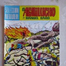 Tebeos: VALENCIANA - SELECCION AVENTURERA EL AGUILUCHO NUM. 5 ( MANUEL GAGO ). Lote 166022582