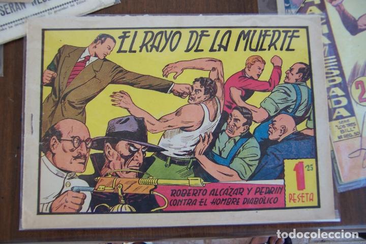 Tebeos: Valenciana, lote 26 nº roberto alcázar contra el hombre diabólico - Foto 51 - 53541884