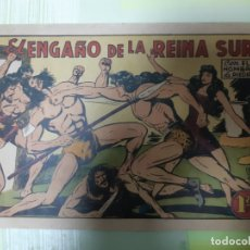 Tebeos: TEBEOS-COMICS CANDY - HOMBRE DE PIEDRA - Nº 4 - VALENCIANA 1950 - ORIGINAL *AA98 . Lote 167196348