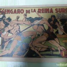 Tebeos: TEBEOS-COMICS CANDY - HOMBRE DE PIEDRA - Nº 4 - VALENCIANA 1950 - ORIGINAL *AA98 . Lote 167196452