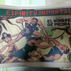 Tebeos: TEBEOS-COMICS CANDY - HOMBRE DE PIEDRA - Nº 17 - VALENCIANA 1950 - ORIGINAL *AA98 . Lote 167198732