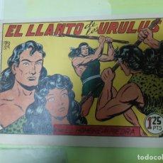 Tebeos: TEBEOS-COMICS CANDY - HOMBRE DE PIEDRA - Nº 29 - VALENCIANA 1950 - ORIGINAL *AA98 . Lote 167216156