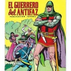 Tebeos: EL GUERRERO DEL ANTIFAZ: DESDE 1972 HASTA 1976* LOTE 244 NÚMEROS Y 2 EXTRAORDINARIOS DE VACACIONES*. Lote 167226444