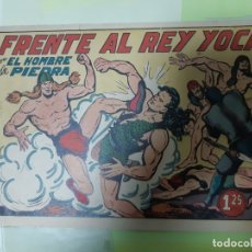 Tebeos: TEBEOS-COMICS CANDY - HOMBRE DE PIEDRA - Nº 83 - VALENCIANA 1950 - ORIGINAL * XX99. Lote 167232004