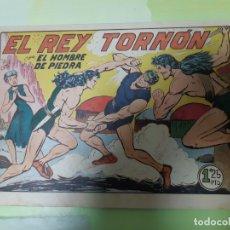 Tebeos: TEBEOS-COMICS CANDY - HOMBRE DE PIEDRA - Nº 108 - VALENCIANA 1950 - ORIGINAL * UU99. Lote 167252020