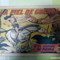 Tebeos: TEBEOS-COMICS CANDY - HOMBRE DE PIEDRA - Nº 119 - VALENCIANA 1950 - ORIGINAL * UU99. Lote 167256272
