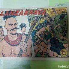 Tebeos: TEBEOS-COMICS CANDY - HOMBRE DE PIEDRA - Nº 128 - VALENCIANA 1950 - ORIGINAL * UU99. Lote 167262052