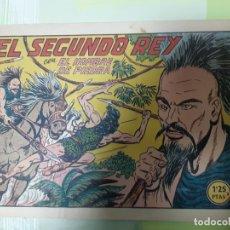 Tebeos: TEBEOS-COMICS CANDY - HOMBRE DE PIEDRA - Nº 136 - VALENCIANA 1950 - ORIGINAL *AA98. Lote 167266892