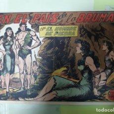 Tebeos: TEBEOS-COMICS CANDY - HOMBRE DE PIEDRA - Nº 164 - VALENCIANA 1950 - ORIGINAL *AA98. Lote 167279768