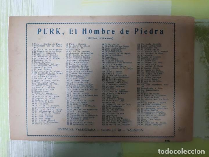 Tebeos: TEBEOS-COMICS CANDY - HOMBRE DE PIEDRA - Nº 175 - VALENCIANA 1950 - ORIGINAL * UU99 - Foto 2 - 167282344