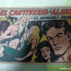 Tebeos: TEBEOS-COMICS CANDY - HOMBRE DE PIEDRA - Nº 175 - VALENCIANA 1950 - ORIGINAL * UU99. Lote 167282344