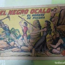 Tebeos: TEBEOS-COMICS CANDY - HOMBRE DE PIEDRA - Nº 184 - VALENCIANA 1950 - ORIGINAL * UU99. Lote 167285572