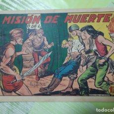 Tebeos: TEBEOS-COMICS CANDY - EL HIJO DE LA JUNGLA - Nº 17 - VALENCIANA 1956 - ORIGINAL *AA98. Lote 167350828