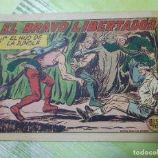 Tebeos: TEBEOS-COMICS CANDY - EL HIJO DE LA JUNGLA - Nº 18 - VALENCIANA 1956 - ORIGINAL *AA98. Lote 167351568