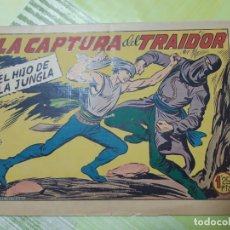 Tebeos: TEBEOS-COMICS CANDY - EL HIJO DE LA JUNGLA - Nº 23 - VALENCIANA 1956 - ORIGINAL *AA98. Lote 167369216
