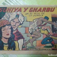 Tebeos: TEBEOS-COMICS CANDY - EL HIJO DE LA JUNGLA - Nº 35 - VALENCIANA 1956 - ORIGINAL * UU99. Lote 167379352