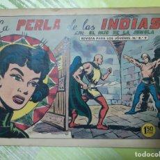 Tebeos: TEBEOS-COMICS CANDY - EL HIJO DE LA JUNGLA - Nº 42 - VALENCIANA 1956 - ORIGINAL * UU99. Lote 167384120